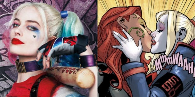 Birds Of Prey Set Pics Tease Lesbian Relationship For Margot