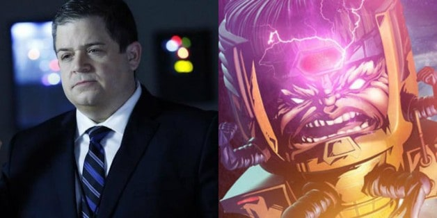 MODOK Patton Oswalt Marvel Hulu