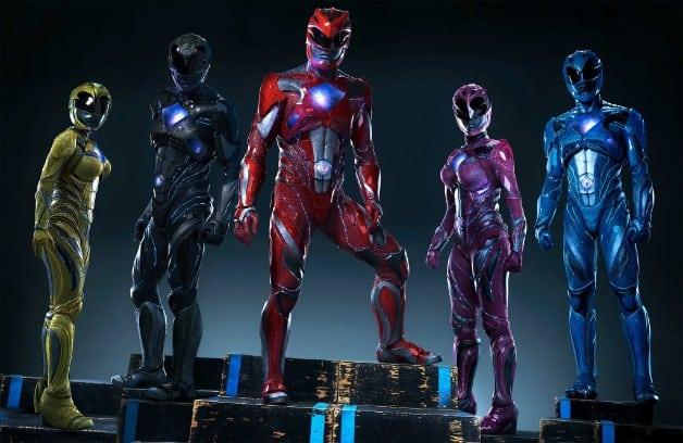 Power Rangers Hasbro Paramount
