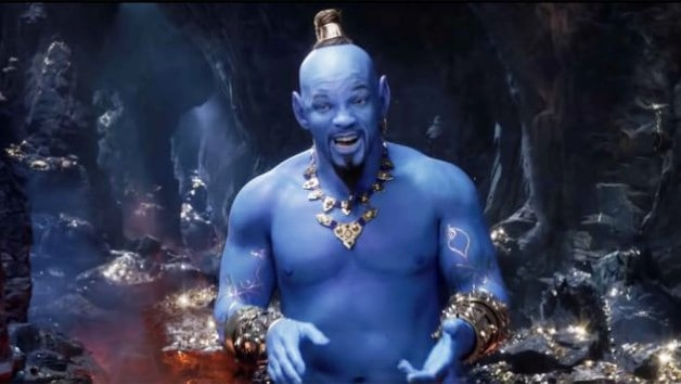 Will Smith Aladdin Frozen