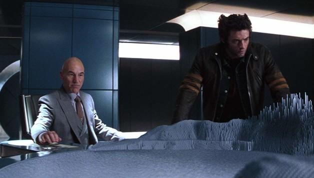 X-Men Hugh Jackman Patrick Stewart Marvel
