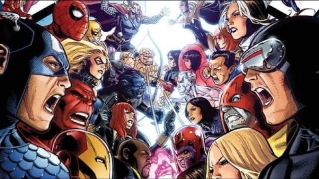 X-Men Marvel Studios Fox Disney Kevin Feige Avengers Project 143 Brian Michael Bendis