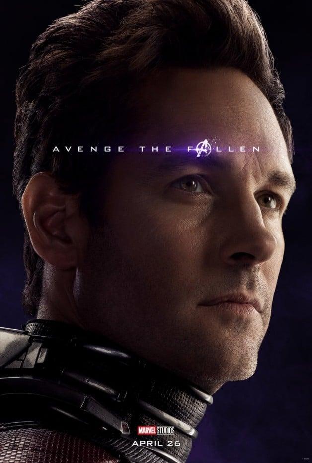 Avengers Endgame Ant-Man Paul Rudd