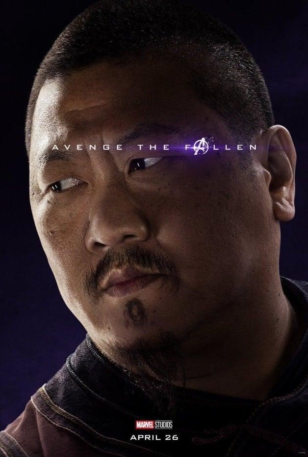 Avengers Endgame Benedict Wong