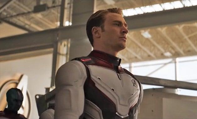 Avengers Endgame Captain America Chris Evans Batman DC Marvel Detective Comics Infinity War Joe Russo