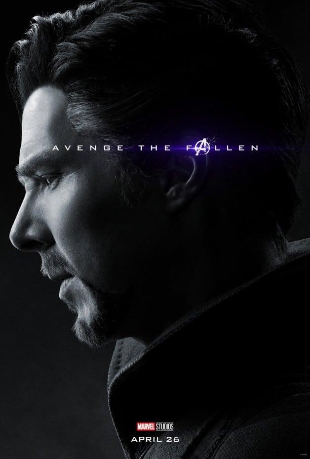 Avengers Endgame Doctor Strange Benedict Cumberbatch