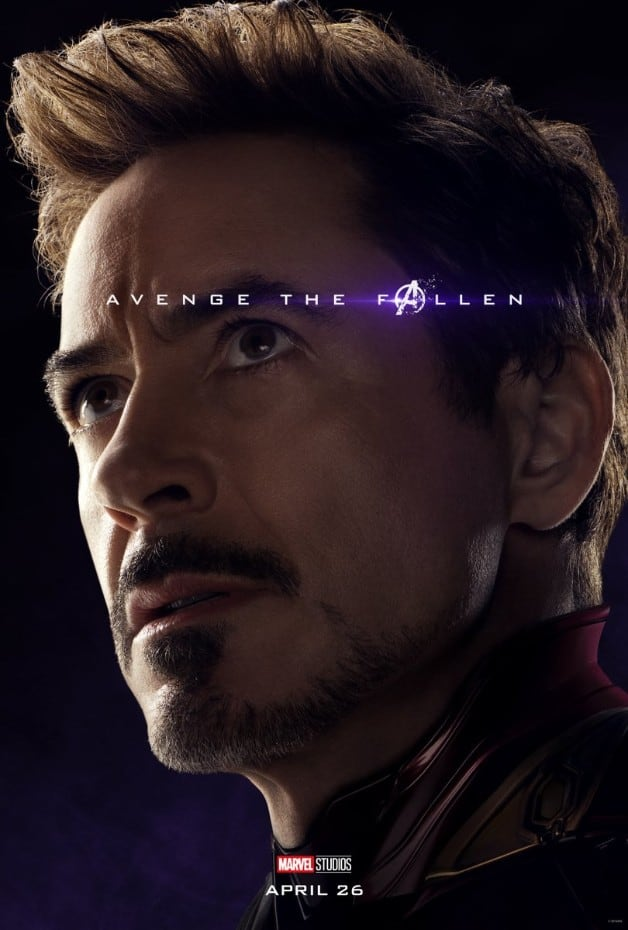 Avengers Endgame Iron Man Robert Downey Jr.