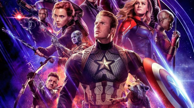 Official Avengers Endgame Poster Has Captain Marvel Joining The Team