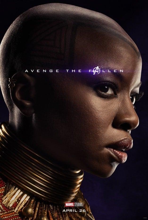 Avengers Endgame Okoye Danai Gurira