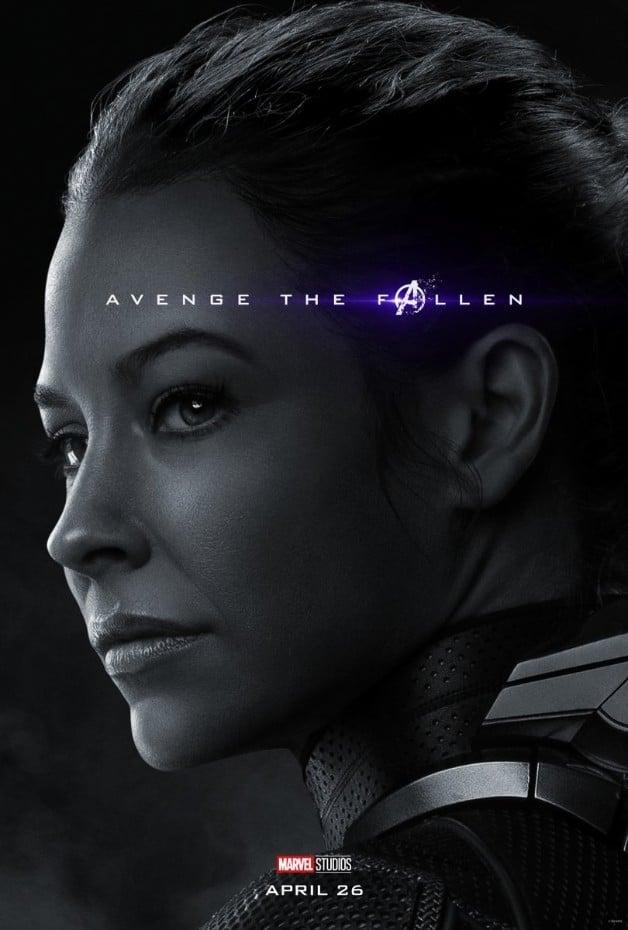 Avengers Endgame Wasp Evangeline Lilly