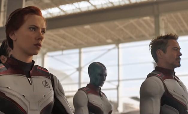 Avengers Endgame Alan Silvestri Marvel