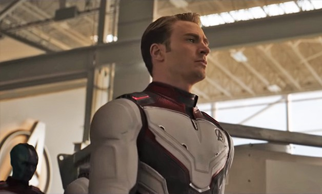 Kevin Feige Avengers Endgame Ant-Man Crystal Dynamics Google Infinity Saga Chris Evans Captain America