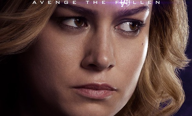New Avengers Endgame Character Posters Feature Surviving Fallen