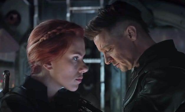 Avengers Endgame Jeremy Renner Josh Brolin Thanos Hawkeye