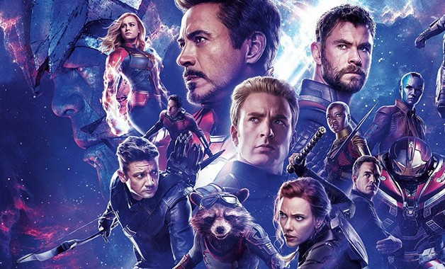 The Avengers Are Ready For Battle In Incredible New Endgame Posters