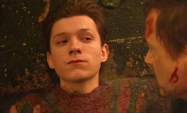 Avengers Endgame Spider-Man Marvel Infinity War Tom Holland