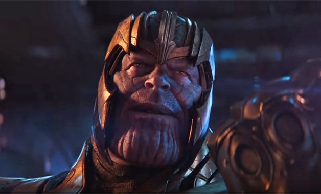 Avengers Endgame Josh Brolin Thanos
