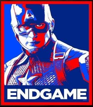 Avengers Endgame Brie Larson Captain Marvel Chris Evans Captain America
