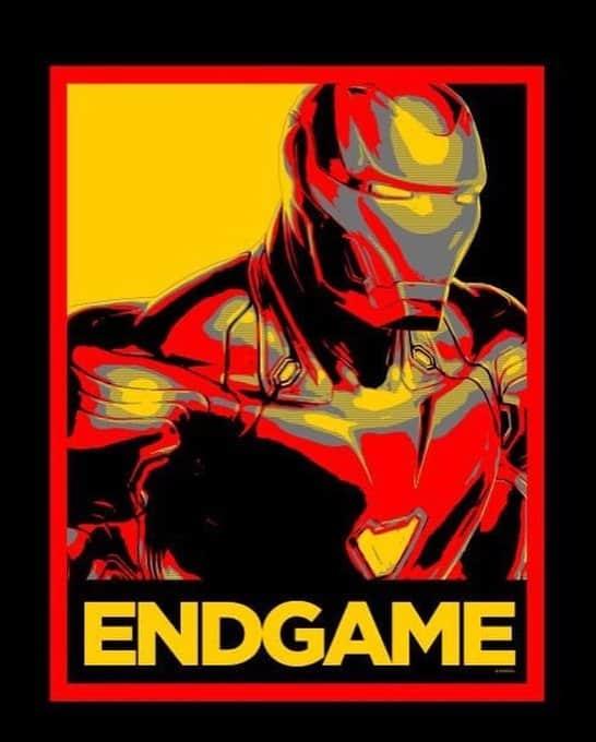 Avengers Endgame Brie Larson Captain Marvel Robert Downey Jr Iron Man