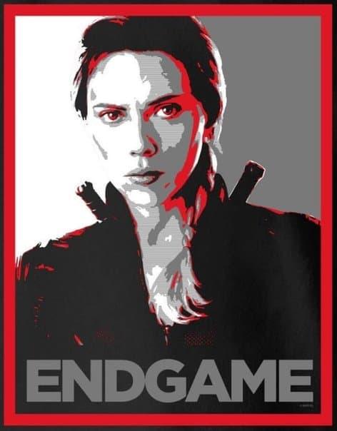 Avengers Endgame Brie Larson Captain Marvel Scarlett Johansson Black Widow