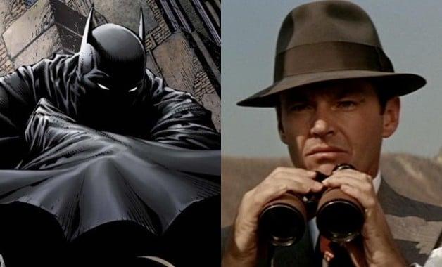 Batman Matt Reeves Chinatown