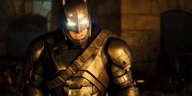 Ben Affleck Batman Year One Darren Aronofsky Superman