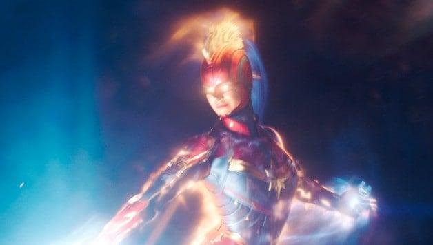 Brie Larson Captain Marvel Donald Trump Jr MCU Avengers Endgame Monica Rambeau Akira Akbar Ironheart Carol Danvers