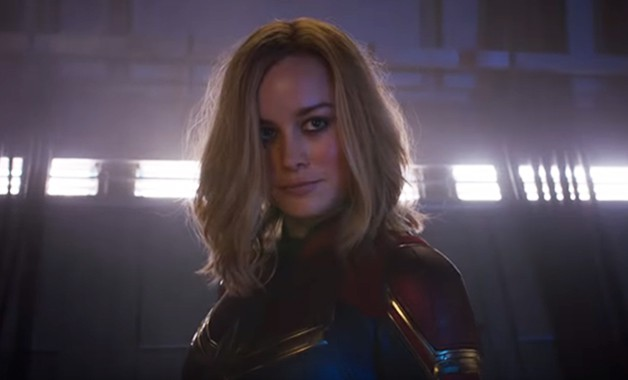 Captain Marvel Brie Larson Debbie Berman Ironheart Iron Man Monica Rambeau Akira Akbar