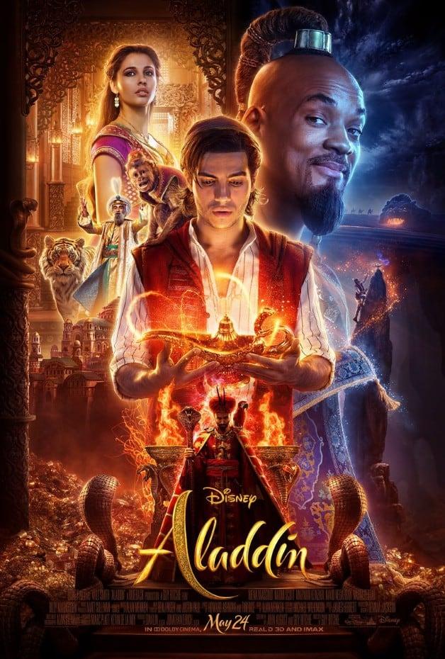 Disney Aladadin Poster
