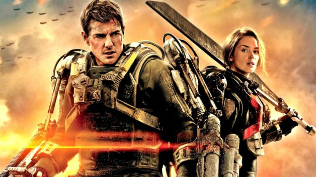 Edge of Tomorrow Tom Cruise Emily Blunt Doug Liman