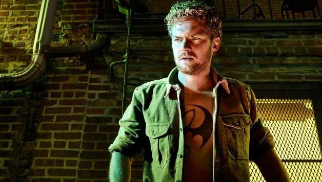 Finn Jones Iron Fist Marvel Netflix
