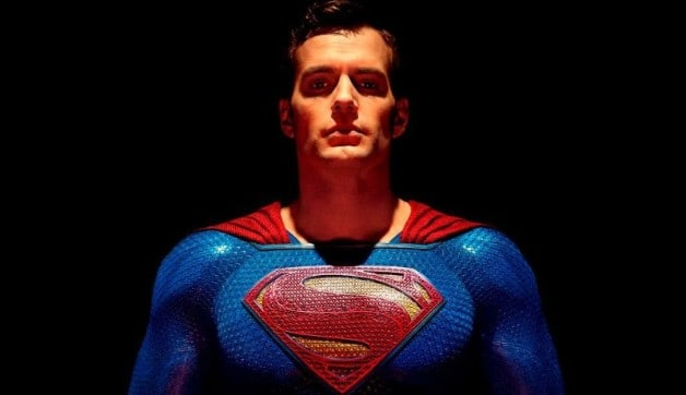 Henry Cavill Justice League Superman Clark Kent