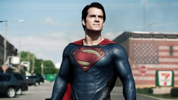 Henry Cavill Superman Man of Steel DC Films Rebirth Bizarro