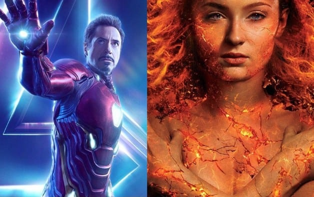 Iron Man Robert Downey Jr. X-Men Dark Phoenix Avengers Endgame Simon Kinberg X-Men