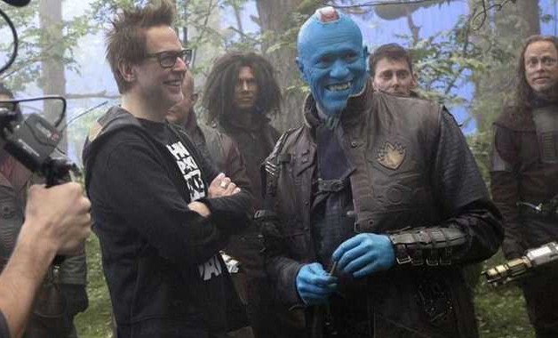 James Gunn Guardians Of The Galaxy Disney
