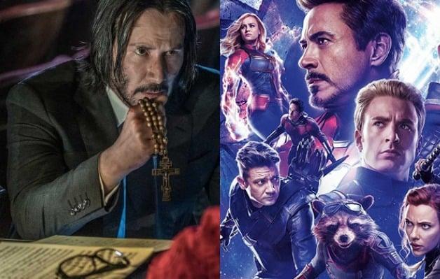 John Wick Avengers Endgame