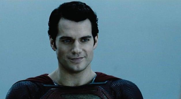 Man of Steel Henry Cavill Superman Alex Ross