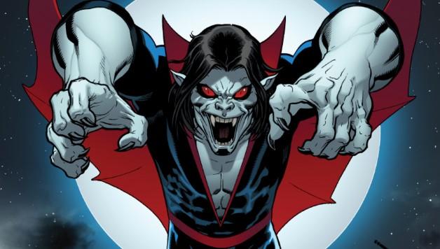 Marvel Morbius Stan Lee Sony Vampire Kraven Silver Sable