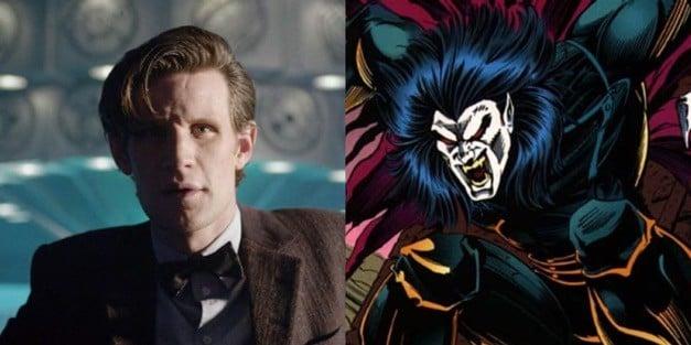 Morbius Matt Smith Loxias Crown Jared Leto Spider-Man