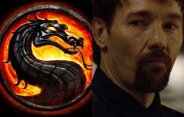 Mortal Kombat Joel Edgerton Kano Reboot