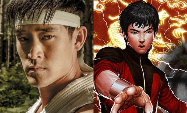 Shang-Chi Marvel Mike Moh Inhumans