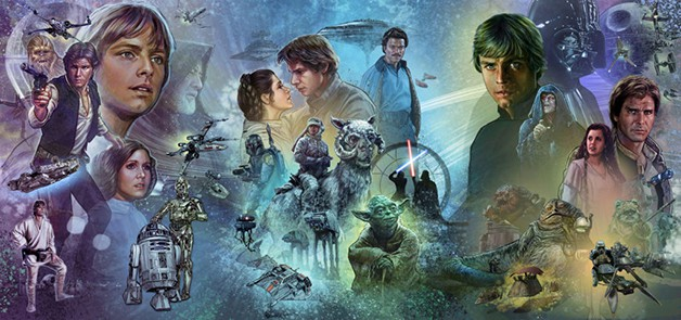 Star Wars Celebration Chicago Lucasfilm