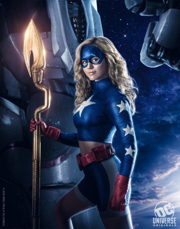 Stargirl Geoff Johns Brec Bassinger DC Universe