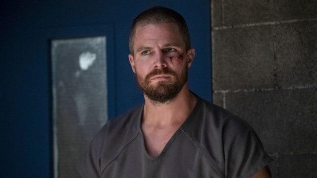 Stephen Amell Arrow Season Seven The CW finale