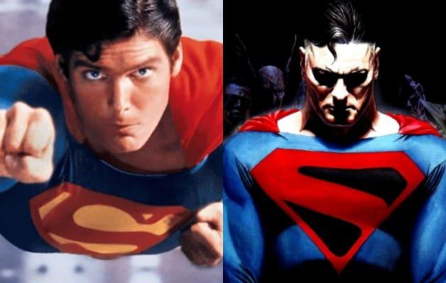Superman Christopher Reeve Kingdom Come