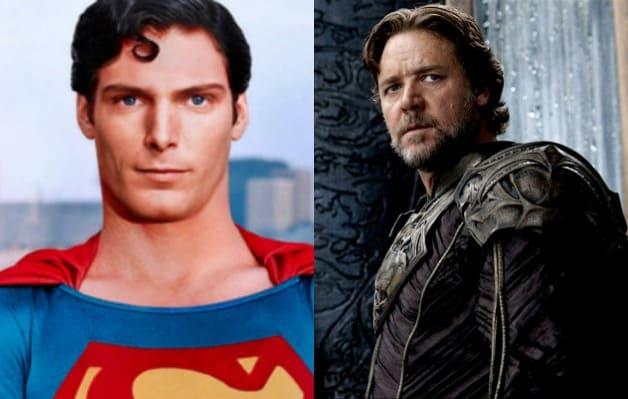 Superman Jor-El Christopher Reeve Henry Cavill