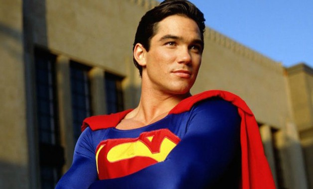 Superman Dean Cain Eggboy