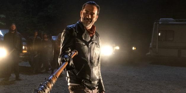 Walking Dead Jeffery Dean Morgan