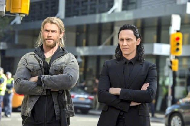 Thor Ragnarok Loki Marvel