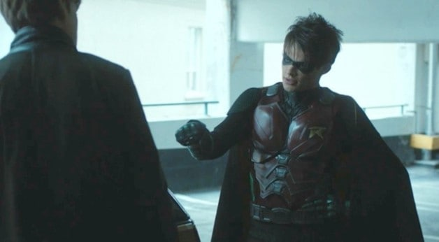 Titans Jason Todd Curran Walters DC Universe Robin